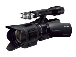SONY NEX-VG30H写真